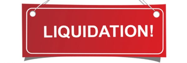 liquidation of company