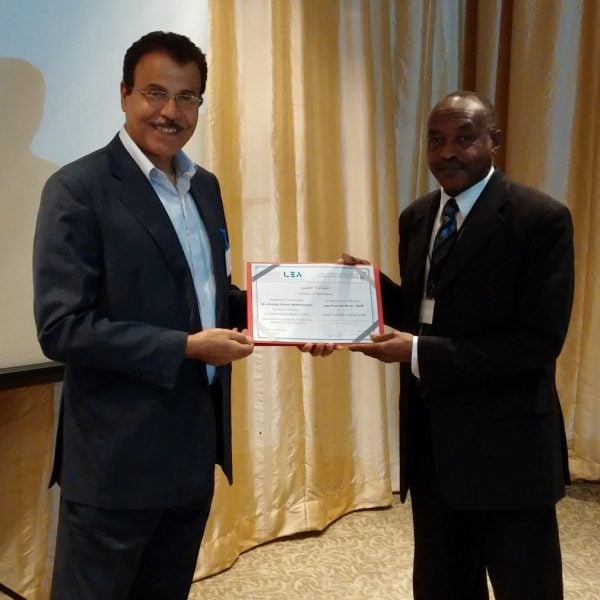 Certified Islamic Banker Fellowship – CIB Training Conducted by Farahat & Co. 2014