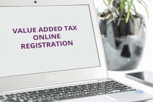Online VAT registration UAE