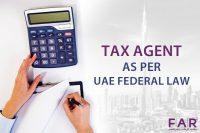 Tax Agent as per UAE Federal Law
