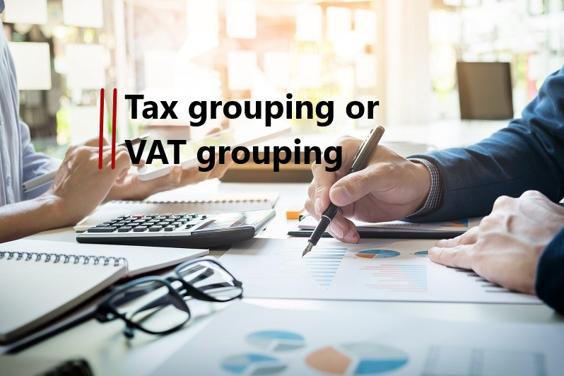 Tax grouping or VAT grouping in UAE