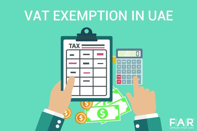 exemptions and Zero rated VAT
