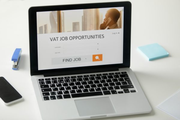 VAT jobs in uae