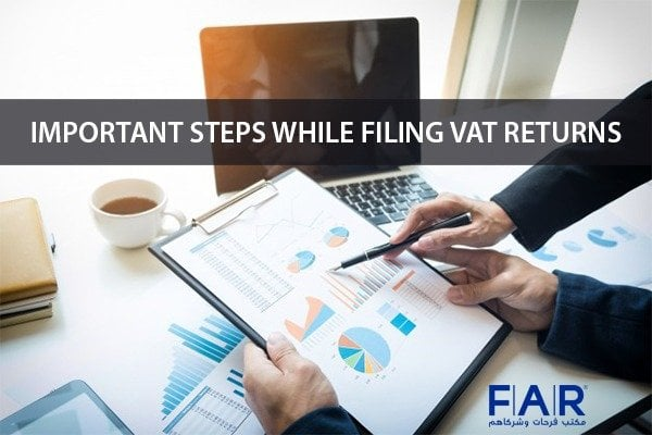 VAT Return filing in dubai