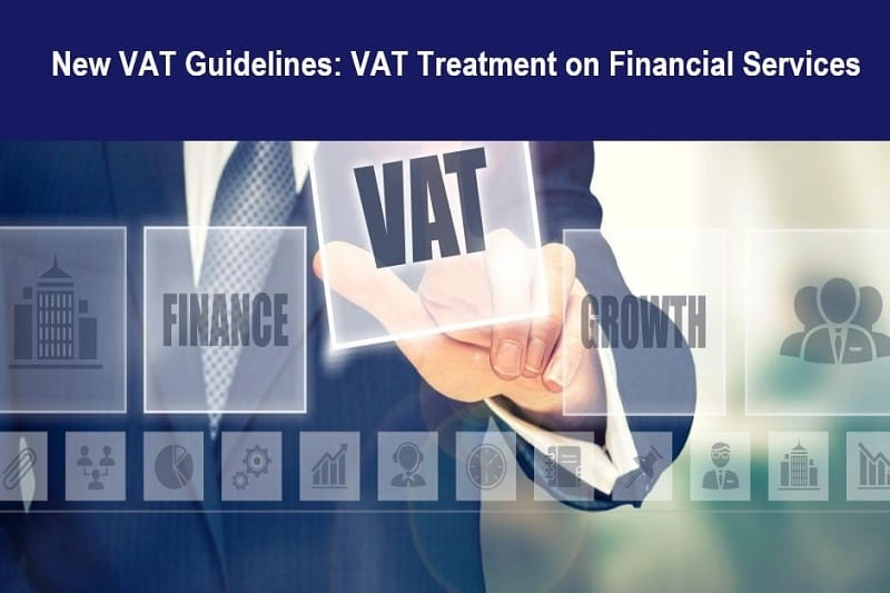 vat on financial services