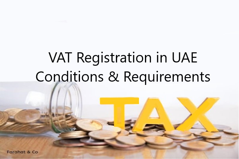 vat registration in UAE requirements