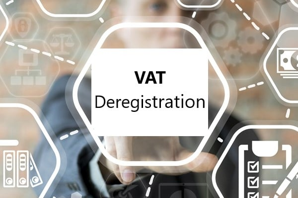 vat deregistration