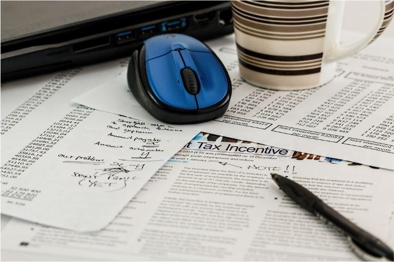طريقة تقديم الاقرار الضريبي