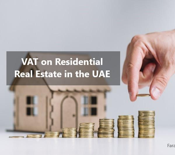 vat for residential property