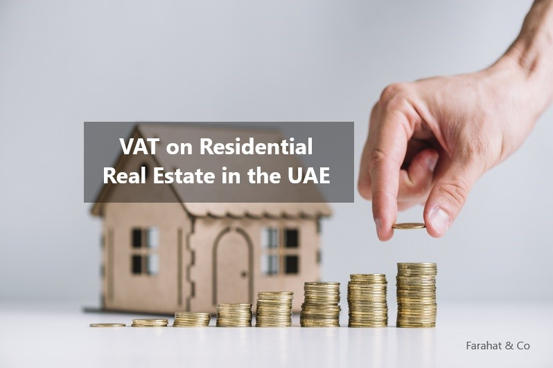 vat for residential property