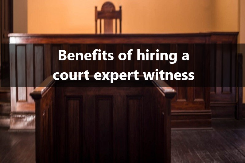 court expert witness UAE