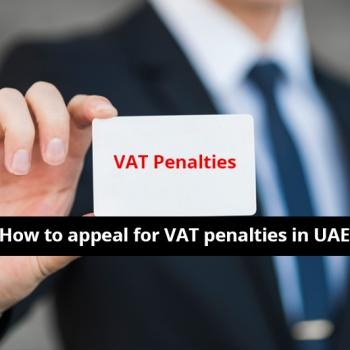 VAT penalties in UAE