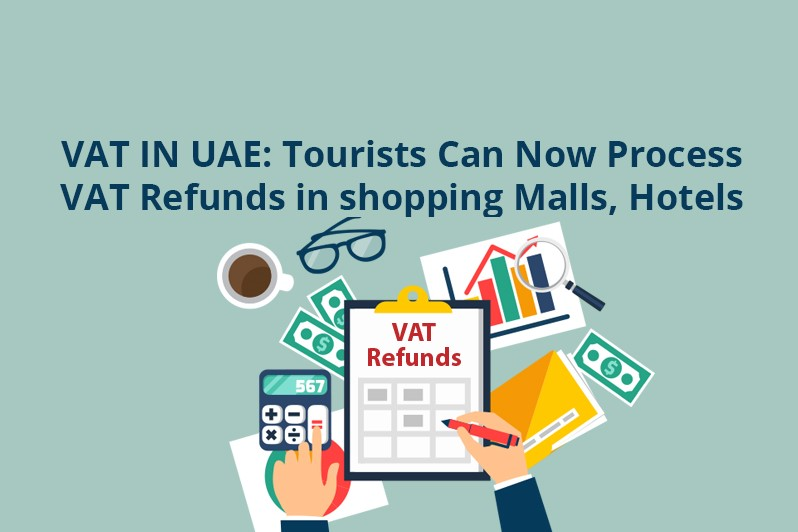 Tourists can now reclaim VAT at shopping malls and hotels