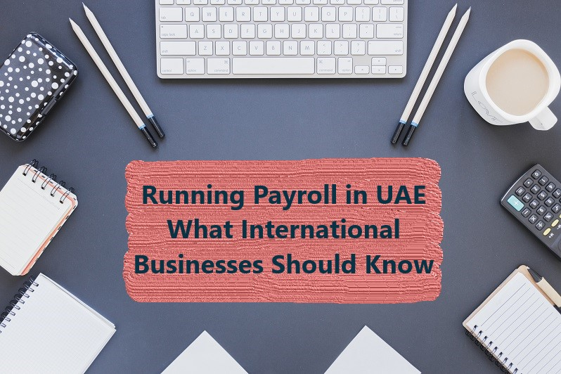 payroll process in uae