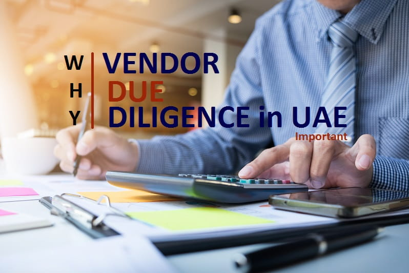 Vendor Due Diligence in UAE