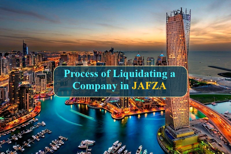 JAFZA offshore company liquidation