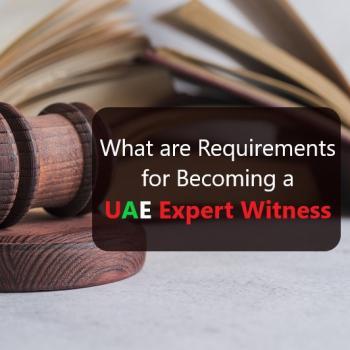 UAE Expert Witness