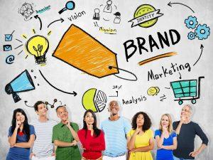 العلامات التجارية والاسماء التجارية