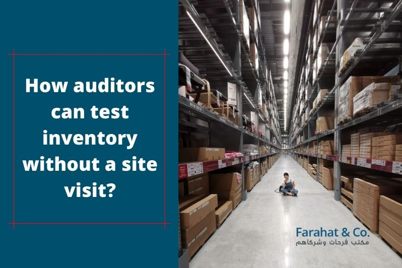 how to audit inventory