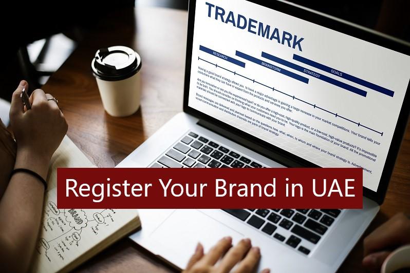 Brand name registration in UAE