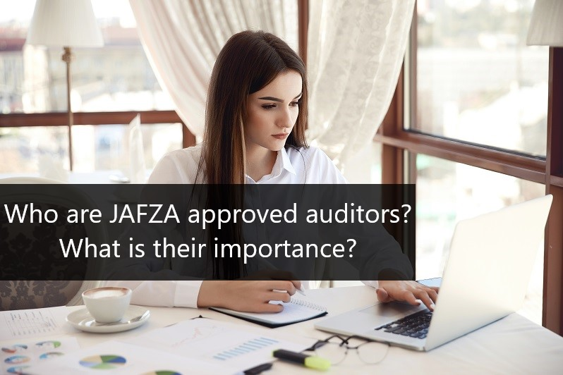 JAFZA approved auditors