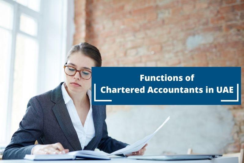 Chartered Accountants in UAE