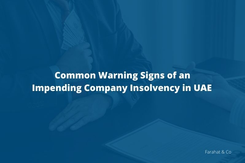 company insolvency in UAE