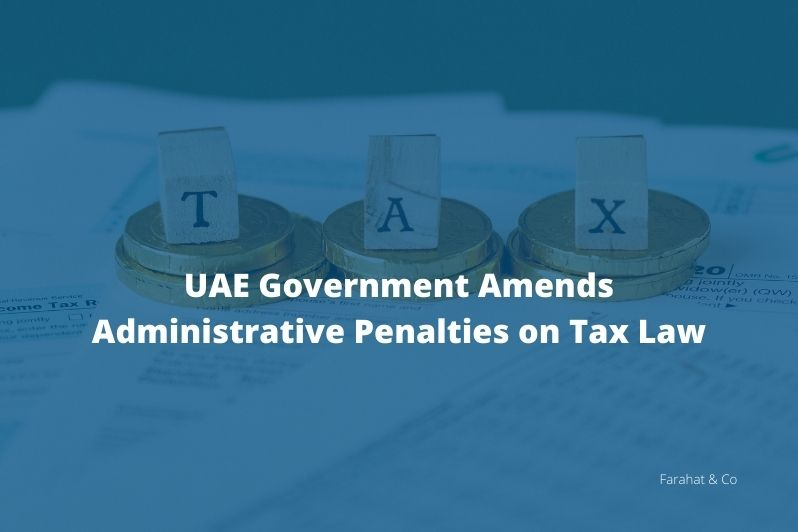 Administrative Penalties on Tax Law